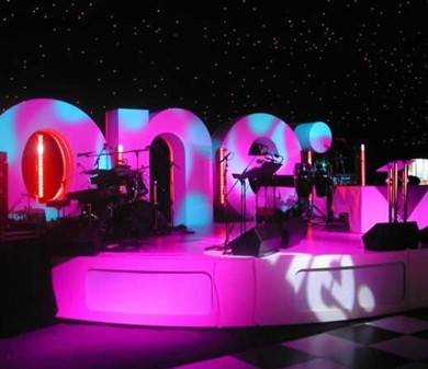 Scenery & Sets, Sony & The One Show