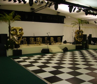 Scenery & Sets, Stoke Park Summer Ball