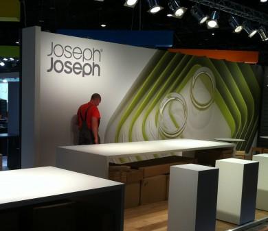 Exhibition Stand, Joseph Joseph, Frankfurt Ambiente Show
