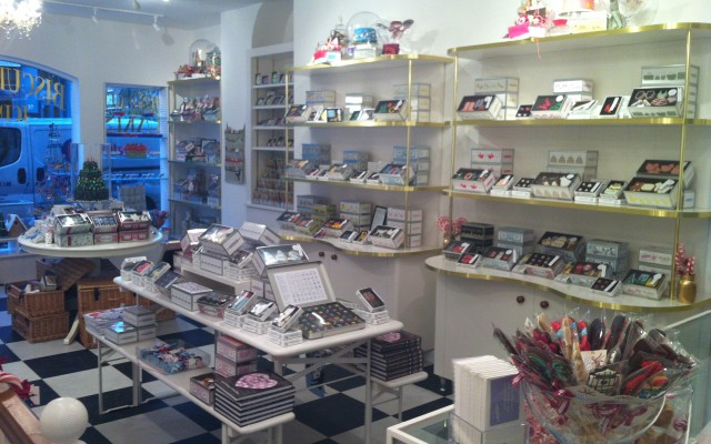 Shopfitting, Biscuiteers, Notting Hill