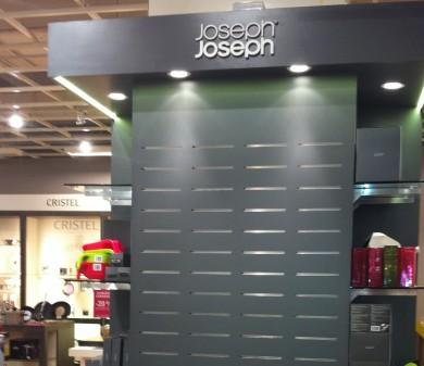 CNC, Display Stand, Joseph Joseph