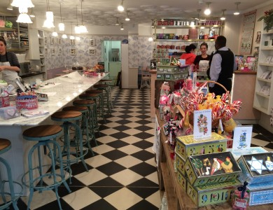 Shopfitting Battersea Biscuiteers
