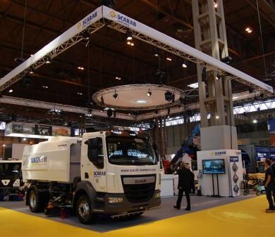 Exhibition Stand, Scarab, NEC Birmingham