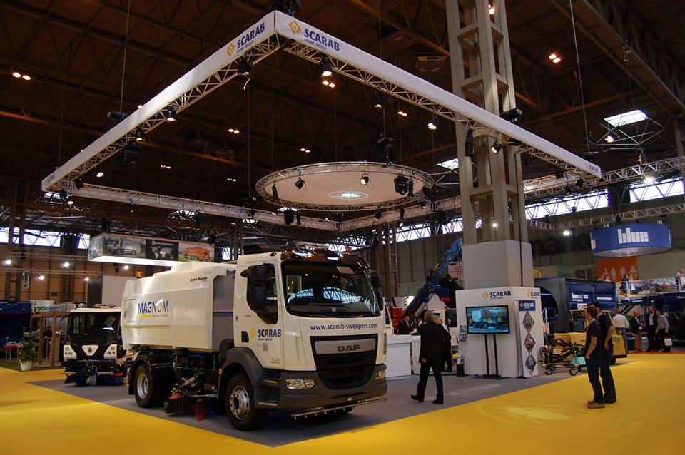 Exhibition Stand Design Birmingham : Exhibition stand scarab nec birmingham r s sets ltd