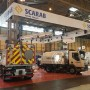 Exhibition Stand & Set, Scarab Sweepers, NEC Birmingham