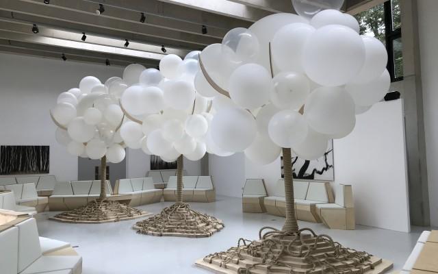 Nucleus at CASS Sculptures , Goodwood