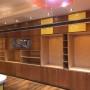 Refurbishment of Bespoke Breakfast Bar,Ocean Hotel,Butlins,Bognor Regis.
